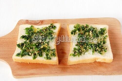 сэндвич рецепт