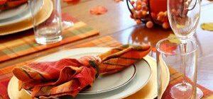 Осенний декор стола: советы по сервировке