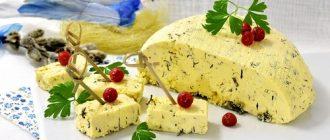Мастер-класс: Домашний сыр с зеленью