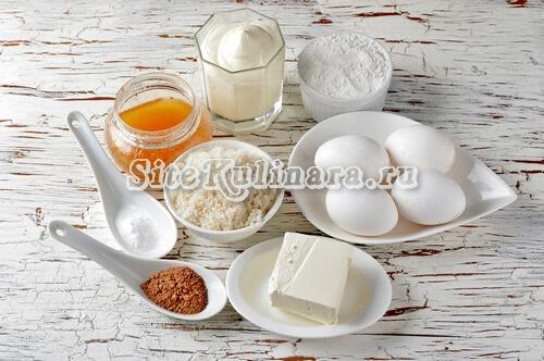 торт спартак рецепт +с фото +в домашних