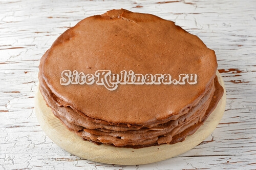 торт спартак рецепт +с фото