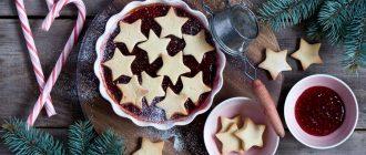 Новогодние десерты 2022 - пошаговые рецепты с фото