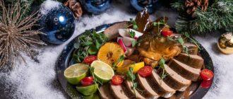 Горячие мясные блюда на Новый год 2022: простые рецепты