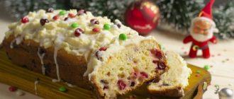 Рождественский кекс: рецепты и советы по приготовлению