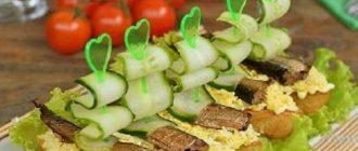 Самые вкусные бутерброды со шпротами – простые рецепты на праздничный стол с фото